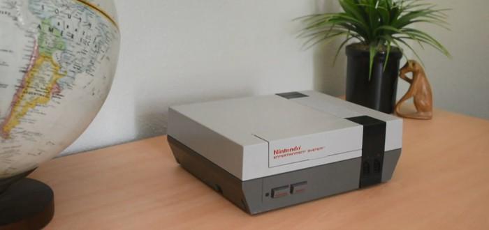 Ютубер сделал из NES системный блок