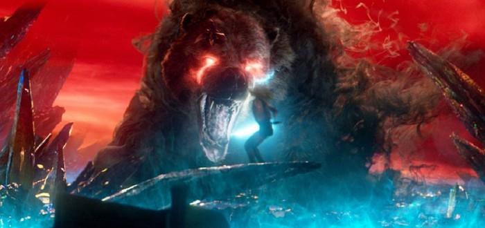 """Яростный медведь и монстр без глаз — свежие кадры """"Новых мутантов"""""""