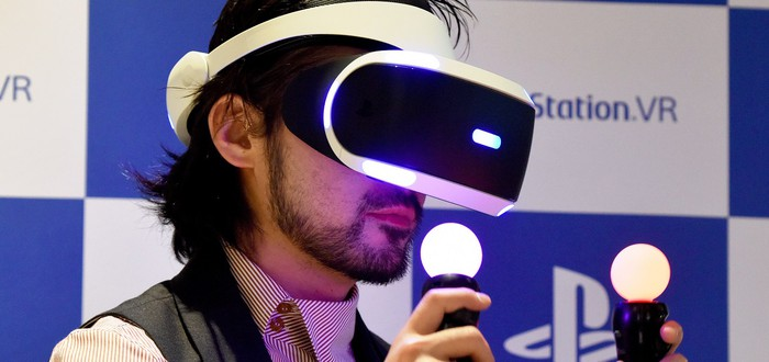 Sony показала систему для отслеживания пальцев в VR