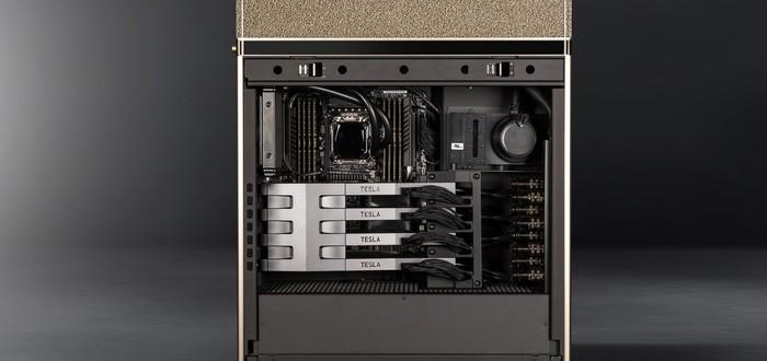 Nvidia выпустит самую производительную систему на базе новых видеокарт