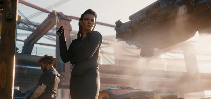 """""""Милитех"""" из Cyberpunk 2077 — оружие, оружие и еще раз оружие"""