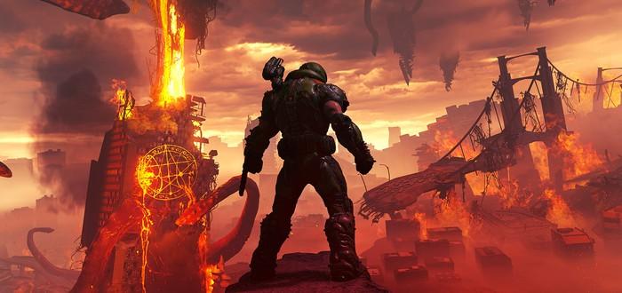 Разработчики DOOM Eternal: Мик Гордон сорвал сроки и подвел нас