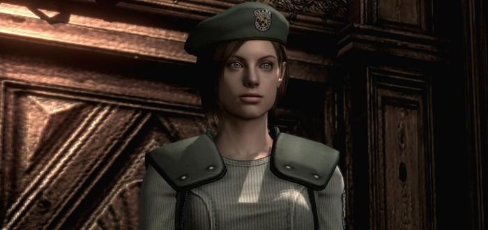 Геймплей фанатского ремейка Resident Evil на движке четвертой части
