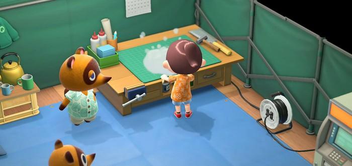Фанат сделал трейлер хоррор-фильма из кадров Animal Crossing
