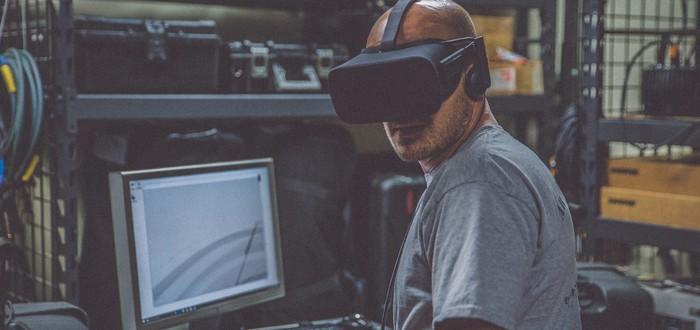 В Steam значительно увеличилось количество владельцев VR