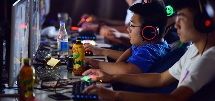 Во время карантина 95% китайцев проводили за играми больше времени