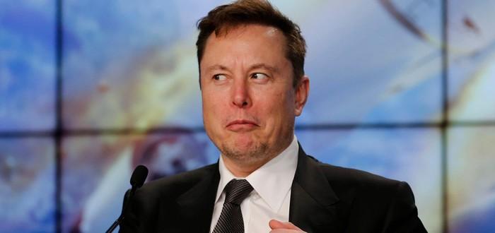 Илон Маск задумал аугментированную игру для Tesla в стиле Pac-Man или Mario Kart