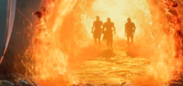 Mortal Kombat 11 получит сюжетное DLC