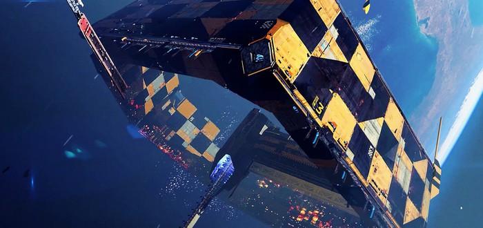 Тонкости утилизации звездолетов в новом дневнике разработчиков Hardspace: Shipbreaker