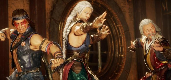 Временные парадоксы продолжаются — трейлер сюжетного DLC для Mortal Kombat 11