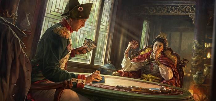 Регистрация на закрытое бета-тестирование и первый геймплей карточной Total War: Elysium