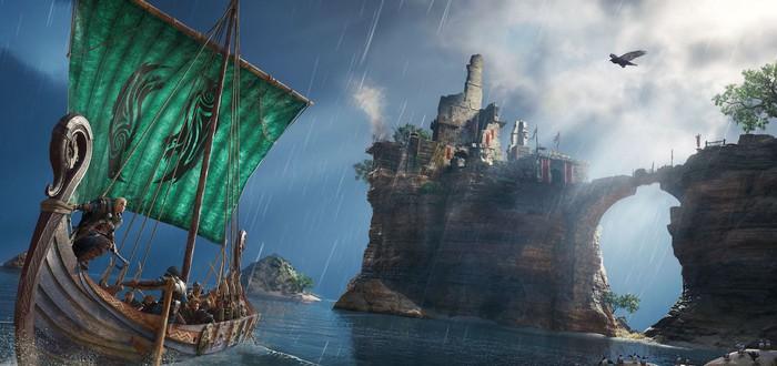 Завтра по Assassin's Creed Valhalla покажут лишь небольшой тизер