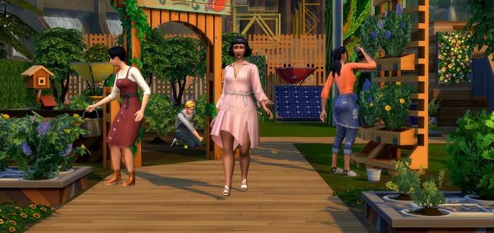 """В начале июня The Sims 4 получит дополнение """"Экологическая жизнь"""""""