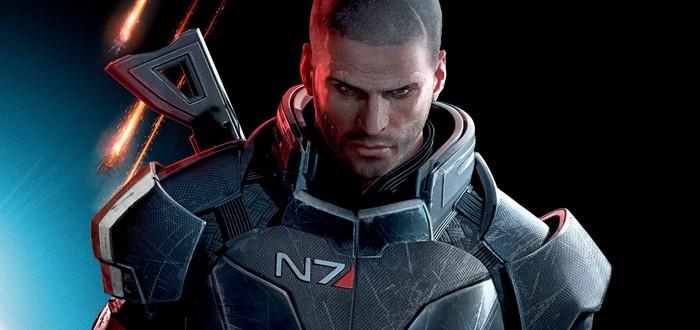 СМИ: EA готовит HD-ремастер трилогии Mass Effect