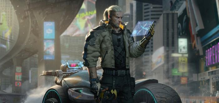 Ведьмак, просыпайся. В городе кибермонстры — великолепный кроссовер Cyberpunk 2077 и The Witcher 3