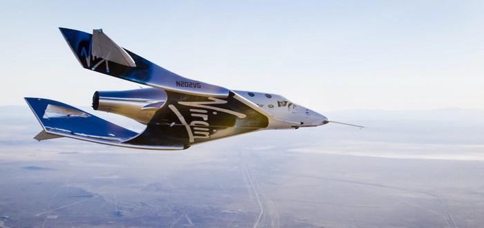 Virgin Galactic и NASA разработают гражданский сверхзвуковой самолет