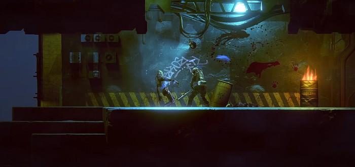 Экшен-платформер Dark Light вышел в раннем доступе Steam