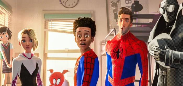 """Слишком рано — Sony о введении киноверсий Человека-Паука в """"Через вселенные"""""""