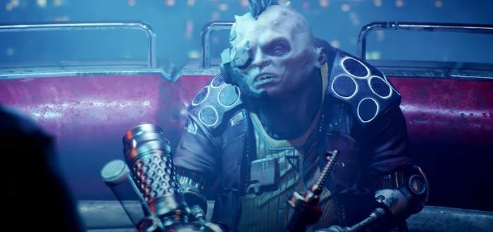 Inside Xbox: Первый трейлер киберпанковой экшен-RPG The Ascent