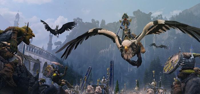 The Warden & The Paunch — новое дополнение для Total War: Warhammer II