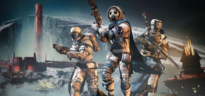 Destiny 2 заглянет на PS5 и Xbox Series X