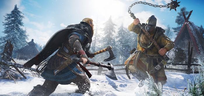 Все самое важное об Assassin's Creed Valhalla