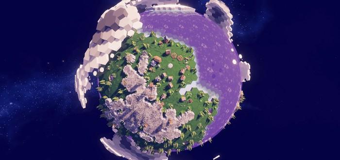 Развитие цивилизации и исследование мира в релизном трейлере стратегии Before We Leave