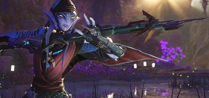 Снайперша-инопланетянка и здоровяк с пулеметом в трейлерах персонажей шутера Crucible