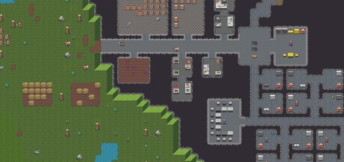 Создатель Dwarf Fortress показал новую карту мира игры