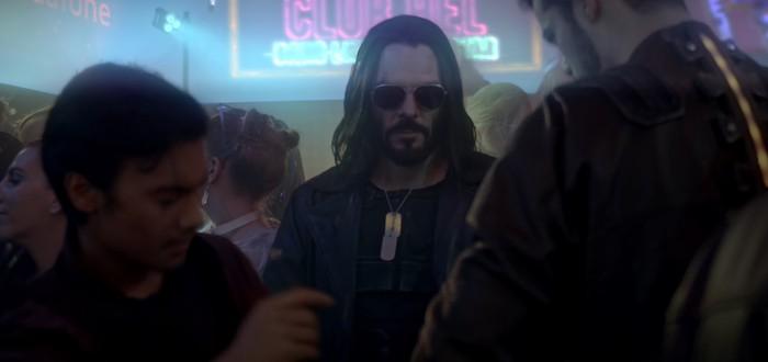 Тизер-трейлер фанатского фильма Cyberpunk 2077: Phoenix Program