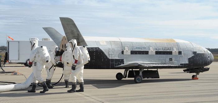 Космический самолет США отправится на новую миссию 16 мая