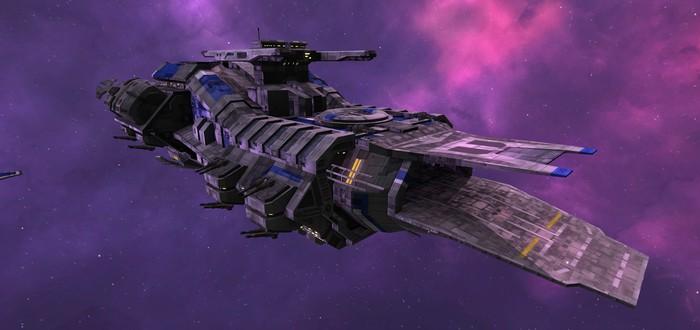 Управление флотом и масштабные космические сражения в первом трейлере стратегии Dust Fleet