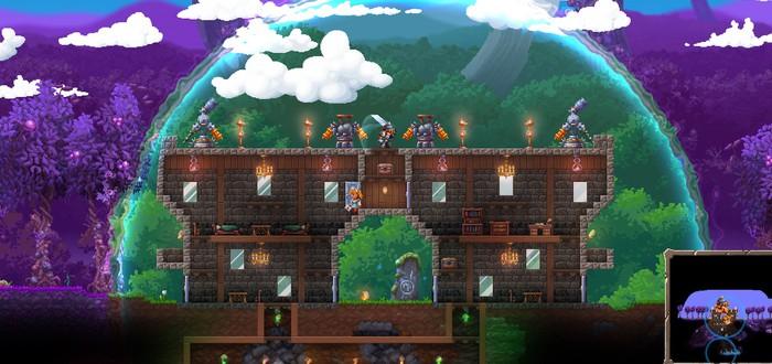 Создатель Terraria готов выложить исходный код отмененной Terraria: Otherworld