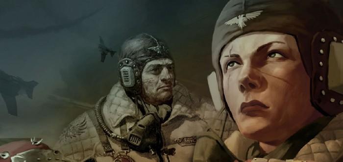 Управление орочьими леталками и имперским флотом в геймплее Warhammer 40000 - Aeronautica Imperialis