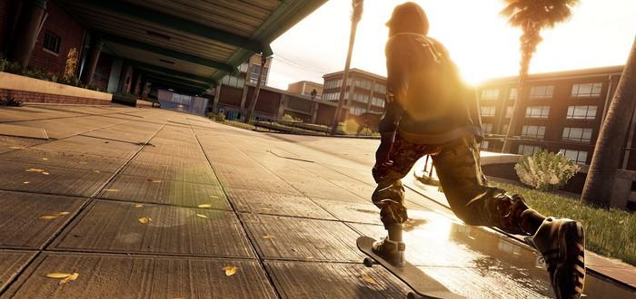 Новый геймплей ремейков Tony Hawk's Pro Skater 1+2