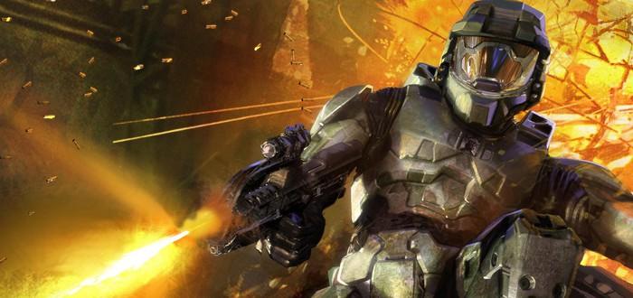Сравнительные скриншоты оригинальной Halo 2 и ремастера Anniversary