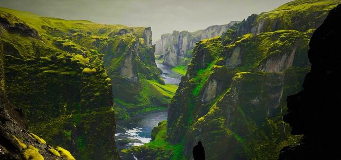 В Steam доступна бесплатная игра-путешествие по природе Исландии