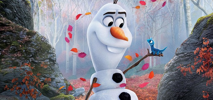 Новая песня Олафа и другие приключения снеговика во время карантина