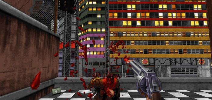 Ретро-шутер Ion Fury вышел на PS4, Xbox One и Switch