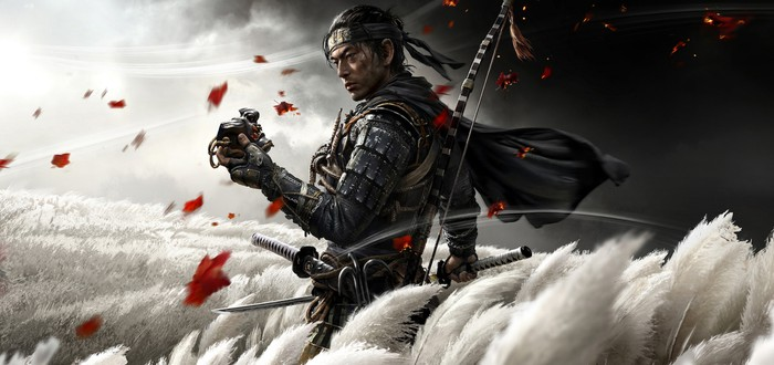 Сражения и чудесный мир в новом геймплее Ghost of Tsushima