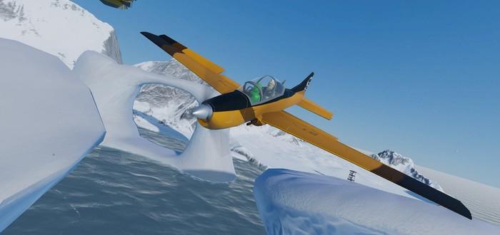 Новый ролик Balsa Model Flight Simulator с демонстрацией строительства и кастомизации самолета
