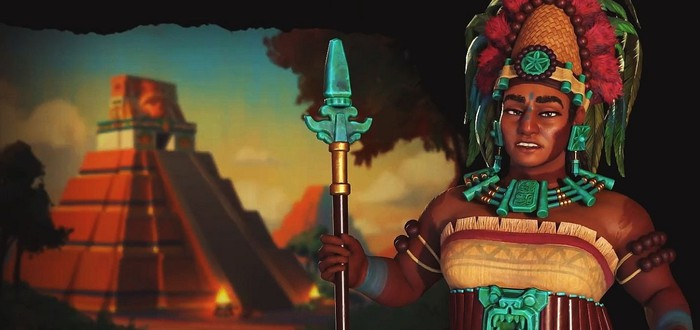Правительницей народа майя в Civilization 6 стала леди Six Sky
