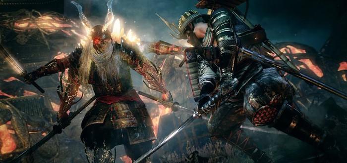 Продажи Nioh 2 превысили миллион копий, первое DLC выйдет 30 июля