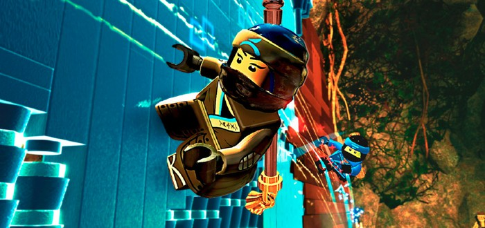 Началась раздача The LEGO NINJAGO Movie Video Game