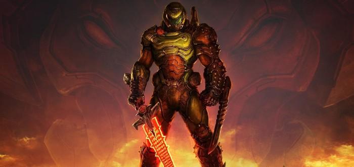 Doom Eternal — первая игра с античитом Denuvo