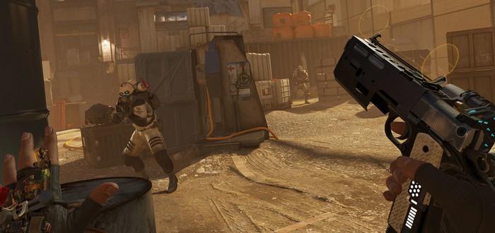 В Half-Life: Alyx стала доступна Мастерская Steam