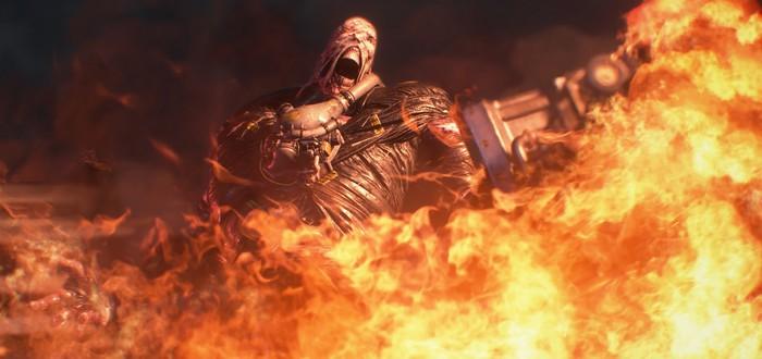 Capcom объяснила изменения Немезиса в Resident Evil 3 взаимосвязью с Resident Evil 4