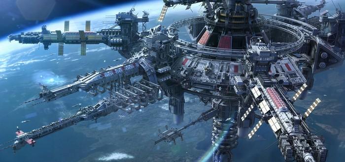 Как космические порты в кино и играх помогают формировать вселенные