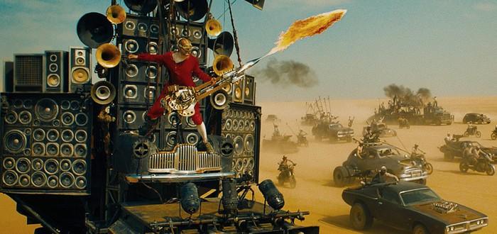 """Джордж Миллер: Warner Bros. хотела вырезать сцены со слепым гитаристом из """"Безумного Макса: Дорога ярости"""""""
