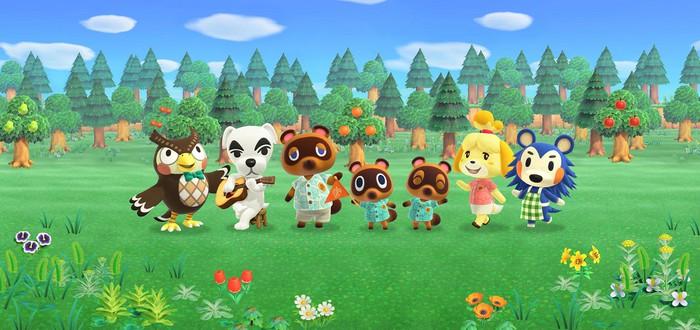 Игрок Animal Crossing оформил остров в виде лица Дэнни ДеВито